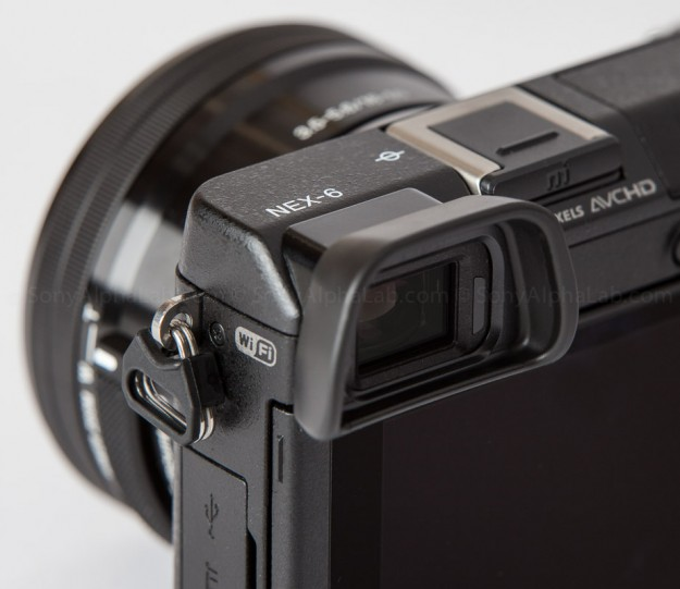 Sony Nex-6 Mirrorless Camera Review