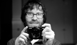 Sean Lancaster with the RX1