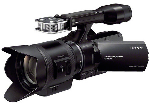 Sony NEX-VG30 Camcorder w/ 18-200mm power zoom lens