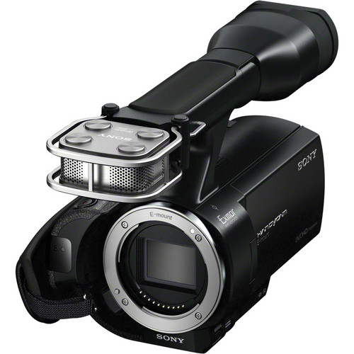 Sony NEX-VG20 Interchangeable Lens HD Handycam Camcorder (Body Only)