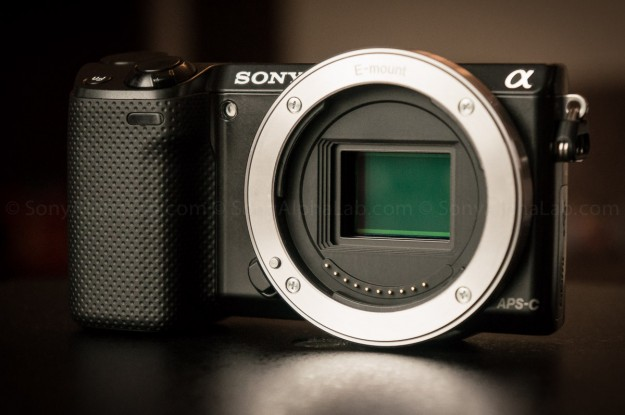 Sony Nex-5r Review