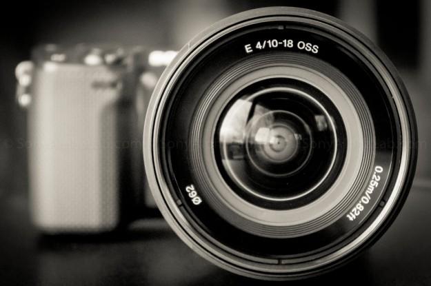 Sony Nex-5r w/ 10-18mm f/4 OSS lens