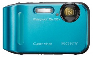 Sony Cyber-shot DSC-TF1 (blue)