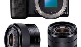 Sony Nex-5r Mirrorless ICL Camera
