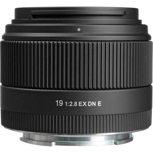 Sigma 19mm f/2.8 EX DN Lens and 30mm f/2.8 EX DN Lens Kit