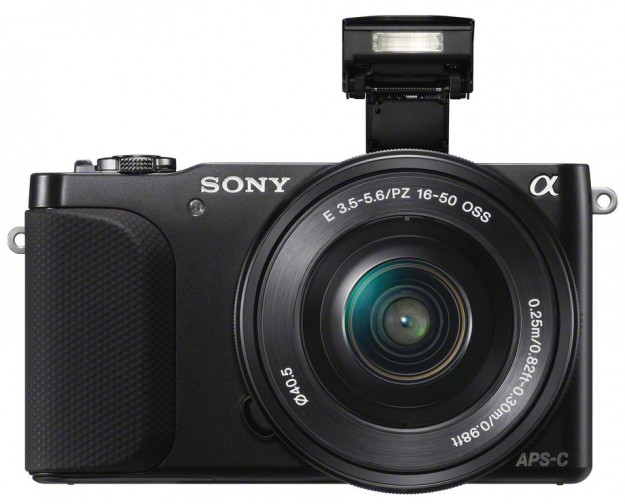 Sony Nex-3n w/selp1650 lens