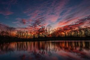Civil Twilight on the Lake