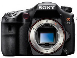 Sony SLT-A77 firmware update