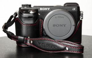 Toma Genuine Leather Hand / Wrist Camera Strap