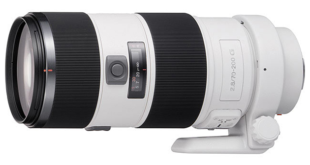 Sony 70-200mm f/2.8 G-series lens [SAL70200G]