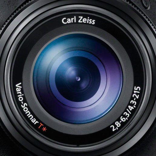 Sony DSC-HX300 50x Carl Zeiss Lens