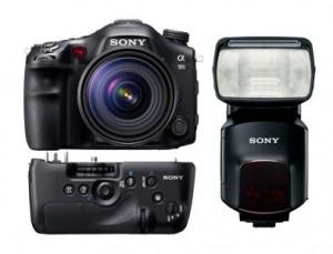 Sony Alpha A99 Bundle deal