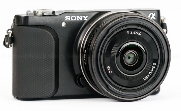 Sony Nex-3n w/ 20mm f/2.8 Pancake Lens