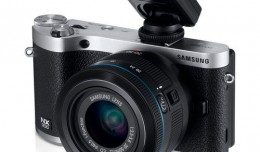 Samsung NX300 Mirrorless Digital Camera with 20-50mm F/3.5-5.6 ED II Lens
