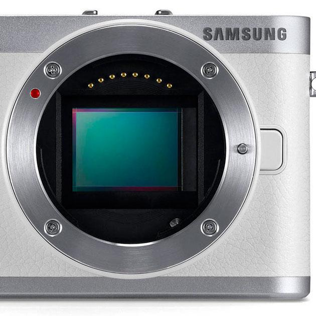 Samsung nx300 aps-c sensor