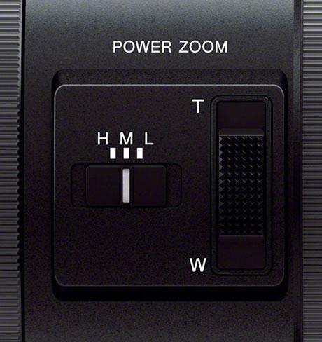 Sony 18-200mm f/3.5-6.3 PZ OSS E-mount Lens - selp18200