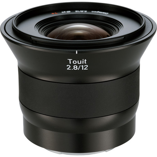 Zeiss Touit 12mm f/2.8 Lens (Sony E-Mount)
