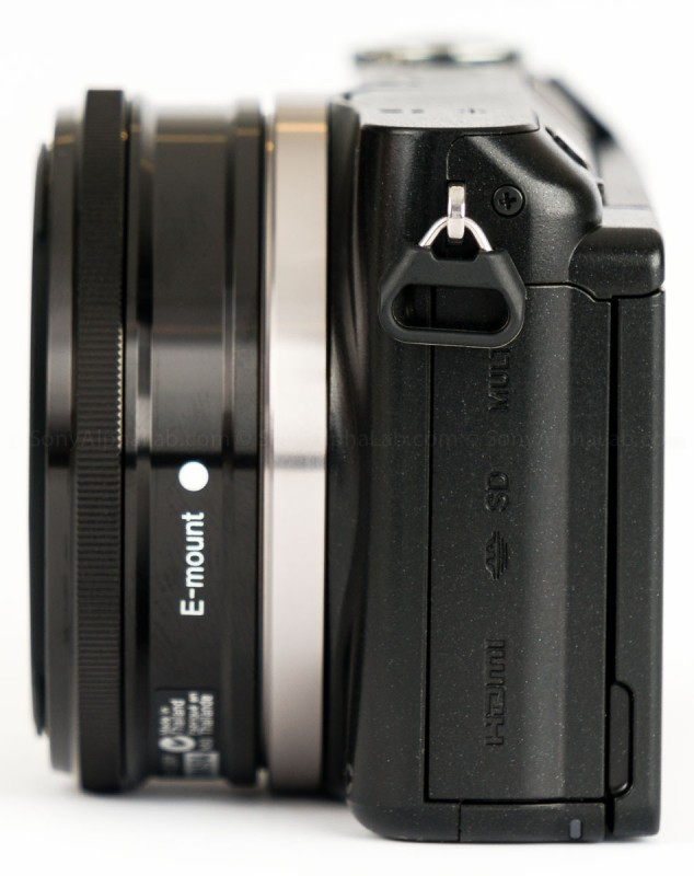 Nex-3n w/ Sony E-Mount 20mm f/2.8 Lens - SEL20F28