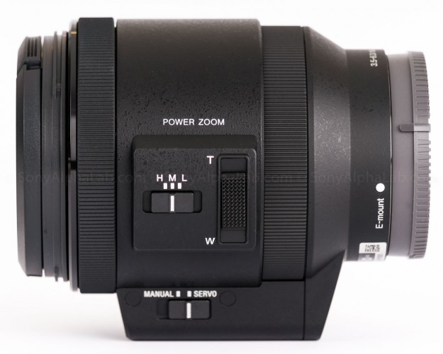 Sony 18-200mm f/3.5-6.3 PZ OSS E-mount Lens Review