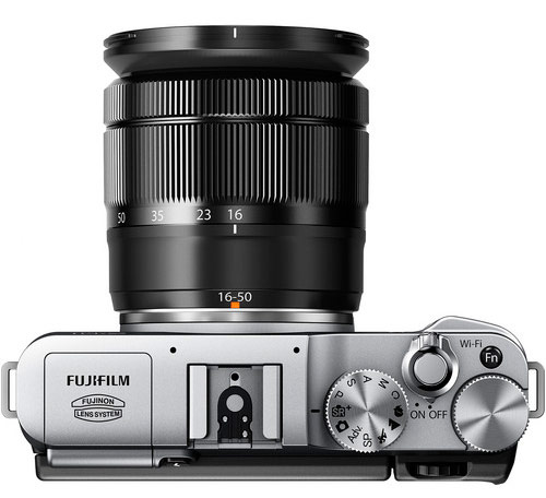 Fujifilm X-M1 Mirrorless Digital Camera