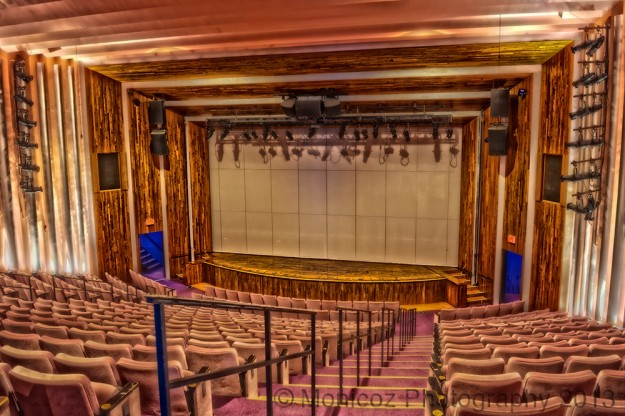 """Terrace Theater"" over the top tone-mapping"