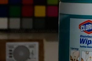Sony RX100 II - ISO Testing, Jpeg Quality,  ISO 3200