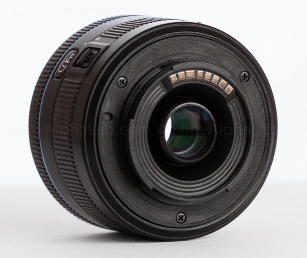 Samsung 20-50mm f/3.5-5.6 II lens