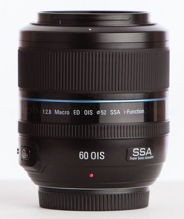 Samsung 60mm f/2.8 Macro ED OIS SSA Lens