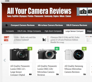 AllYourCameraReviews.com