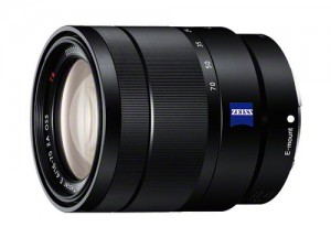 Sony E-Mount 16-70mm f/4 OSS Lens