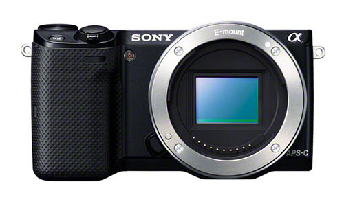 Sony Nex-5t mirrorless camera