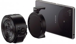 Sony dsc-qx10 lens camera
