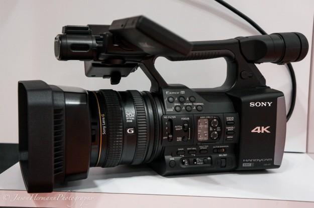 Sony 4k Video Camera