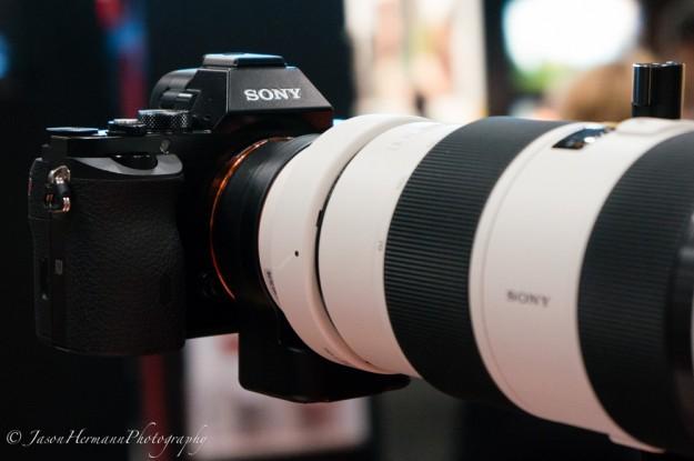 Sony A7r w/ 70-200mm lens
