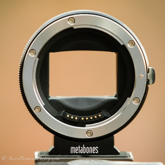 Metabones Canon EF Lens to Sony NEX Camera Lens Mount Adapter