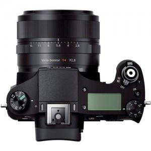 Sony RX10 Top