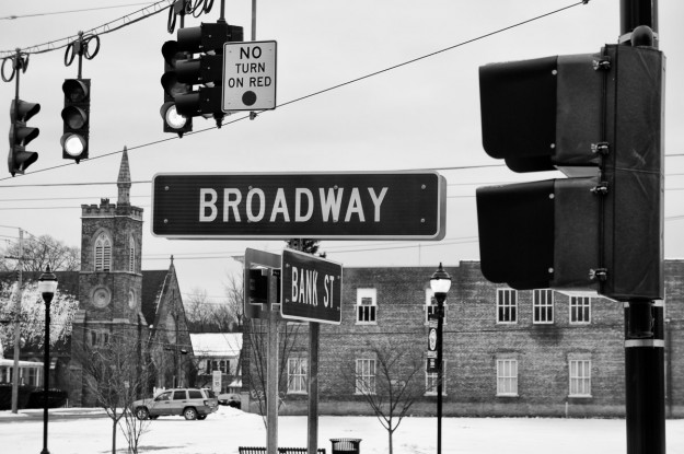 Broadway and Bank - Sony Nex-6