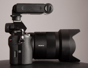 Sony A7r w/ HVL-F20M Flash Unit