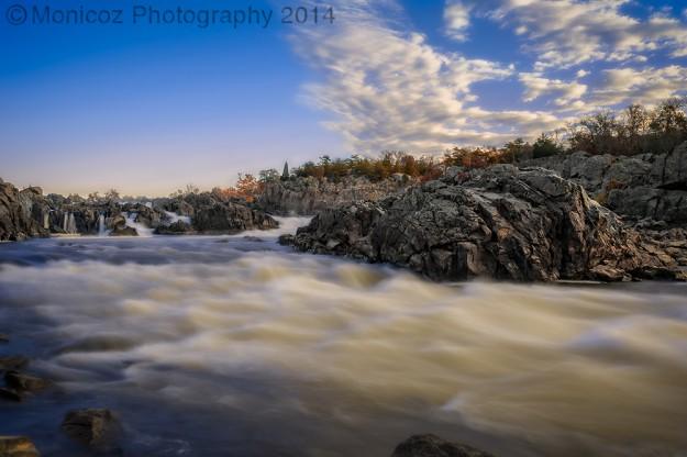"""Potomac River Rapids"""
