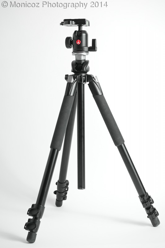 My personal full-sized tripod