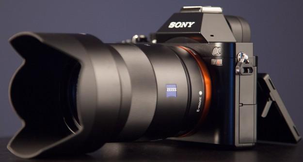 Sony Alpha A7r W/ sel55f18z