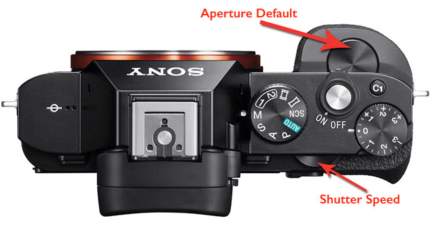 Sony-a7r-top-manual-controls