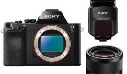 sony A7 and A7r bundle Deals!