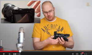 Sony A6000 and SELP18105g First Look, Plus RX100 III Breakdown - HD Video!