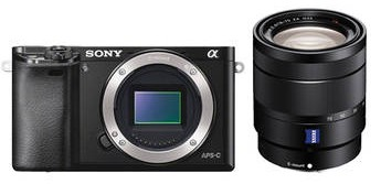 Sony A6000 and 16-70mm Zeiss bundle