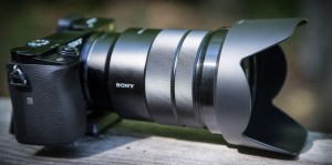 Sony A6000 w/ 18-105mm f/4 OSS G Lens (selp18105g)