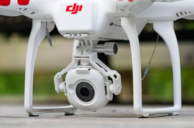 DJI Phantom FC40 Quadcopter with FPV Camera and Transmitter