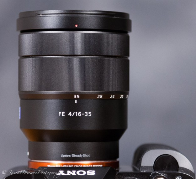 Sony FE 16-35mm f/4 OSS ZA Lens Review
