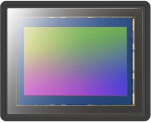 Sony A7r II Sensor