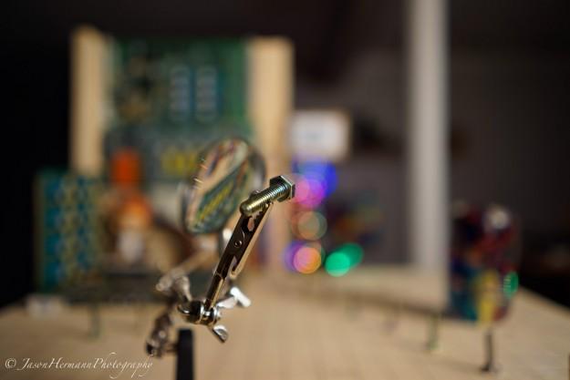 FE 28mm f/2 lens - Lab Testing @ f/2